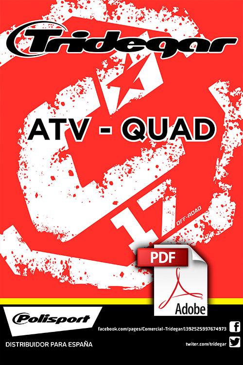 Catálogo de accesorios de quad