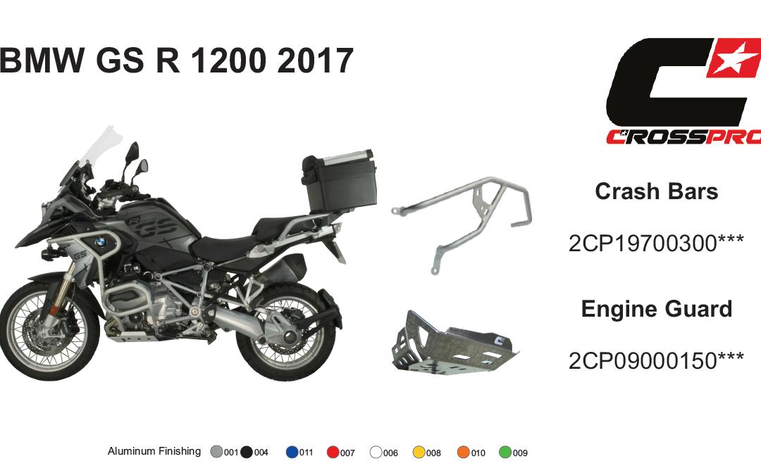 BMW GS 2017
