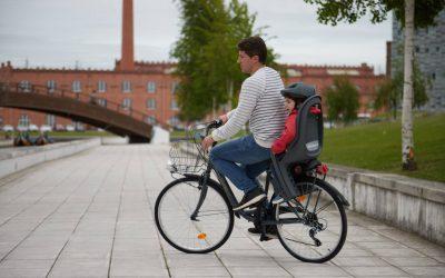 Sillas portabebes para bicicleta