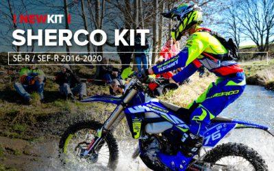 PLASTICOS SHERCO 2016-2020